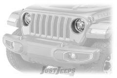 MOPAR LED Headlamp Pair For 2018+ Jeep Gladiator JT & Wrangler JL 2 Door & Unlimited 4 Door Models 82215136