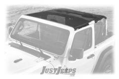 MOPAR Sun Bonnet Soft Top For 2018+ Jeep Wrangler JL 2 Door Models 82215389AB-