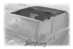 MOPAR Sun Bonnet Soft Top For 2018+ Jeep Wrangler JL Unlimited 4 Door Models 82215390AB-
