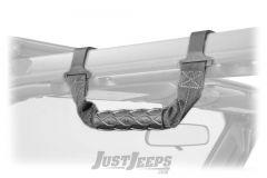 MOPAR Front Grab Handles For 2018+ Jeep Wrangler JL 2 Door & Unlimited 4 Door Models 82215523