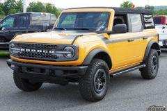 Romik ROF Side Steps for 21+ Ford Bronco 4 Door 82388419