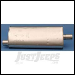Omix-ADA Muffler For 1981-91 Jeep Full Size With V8 (Except Pick Up) 17609.14