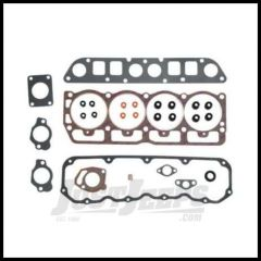 Omix-ADA Upper Engine Gasket Set For 1983-86 Jeep CJ Series With  4 CYL AMC 150 (2.5L) 17441.04