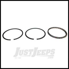 Omix-ADA Piston Ring Set For 1987-93 Jeep Wrangler YJ, Grand Cherokee & Cherokee XJ With 4.0L .010 Oversized 17430.25
