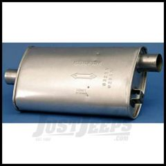Omix-ADA Muffler For 1986-89 Jeep Cherokee XJ With 2.5L 17609.07
