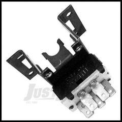 Omix-ADA Switch Heater Blower Motor For 1991-93 Jeep Cherokee XJ W/O AC, 1993 Grand Cherokee ZJ W/O AC & 1994-96 Jeep Cherokee XJ 17903.03
