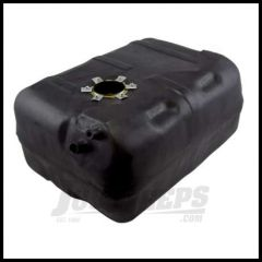 Omix-ADA Fuel Tank (Plastic) For 1987-90 Jeep Wrangler YJ With 15 Gallon Tank 17722.13