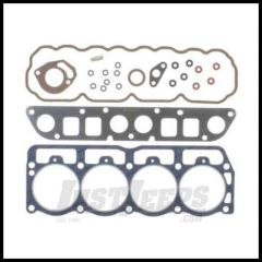 Omix-ADA Upper Engine Gasket Set For 1987-93 Jeep Wrangler YJ & Cherokee XJ With 4 CYL 2.5L 17441.05