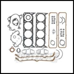 Omix-ADA Upper Engine Gasket Set For 1987-90 XJ Cherokee With 4.0L Engine 17441.08