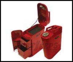 Rampage Locking Trail Can Utility Tool Box 86619