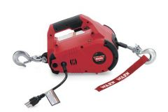 WARN Corded Pullzall Portable Electric Hand Winch 885000