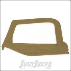 SmittyBilt Replacement Door Skin Driver Side In Spice Denim For 1997-06 Jeep Wrangler TJ & TLJ Unlimited Models 89717-01