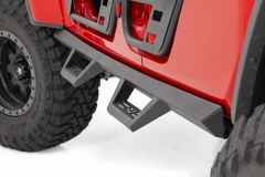 Rough Country Contoured Drop Steps For 2020+ Jeep Gladiator JT 4 Door Models 90762