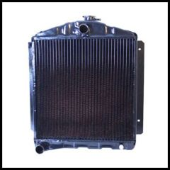 Omix-ADA Radiator 2 Core For 1955-71 Jeep CJ5 17101.04