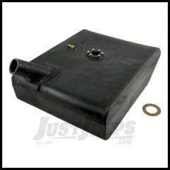 Omix-ADA Fuel Tank (Plastic) For 1955-69 Jeep CJ Series Under Passenger Seat 17722.06
