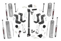 """Rough Country 6"""" Lift Kit For 2020+ Jeep Gladiator JT 4 Door Models 91230"""