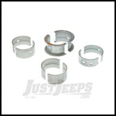 Omix-ADA Bearing Set Main For 1941-71 M & CJ Series With 4 CYL 134, .070 Oversized 17465.08