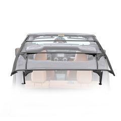 SmittyBilt O.E. Style Bow Assembly For 2007-18 Jeep Wrangler JK 2 Door Models 91305