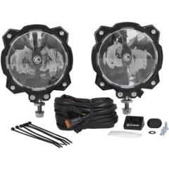 KC HiLites Gravity LED Pro6 Single Wide System For Universal Applications (Pair) 91305