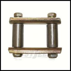 Omix-ADA Spring Shackle Kit Unthreaded For 1955-75 Jeep CJ Series (One Side) 18270.15