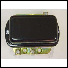 Omix-ADA Voltage Regulator For 1960-71 CJ Series 12 Volt 17231.03