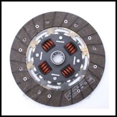 """Omix-ADA Clutch Disc For 1946-67 Jeep CJ With 4cyl-134 for 8-1/2"""" Clutch 16905.01"""