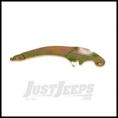 Omix-ADA Emergency Brake Lever Driver Side for 1972-78 CJ with 11 in. Brakes 16751.03