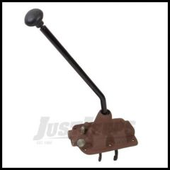 Omix-ADA T90 Top Cover Assembly With Rails & Forks For 1945-71 Jeep M & CJ Series 18880.02