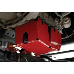 Rancho RockGEAR Oil Pan Protection for 07-11 Jeep Wrangler JK with 3.8L RS6208