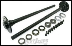 G2 Axle & Gear 30 Spline Rear Chromoly Axle Kit For 2007-18 Jeep Wrangler JK 2 Door & Unlimited 4 Door Models Non Rubicon With Dana 44 Rear Axle 96-2052-1-30