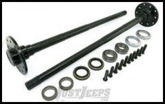 G2 Axle & Gear 32 Spline Rear Chromoly Axle Kit For 2007-18 Jeep Wrangler JK 2 Door & Unlimited 4 Door Rubicon Models With Dana 44 Rear Axle 96-2052-3-32