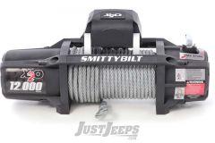 SmittyBilt X2O-12K Gen2 Wireless Waterproof Winch Rated For 12,000lbs. 97512