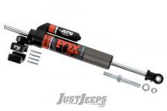 Fox Racing Shox Factory Race Series 2.0 ATS Steering Stabilizer For 2007-18 Jeep Wrangler JK 2 Door & Unlimited 4 Door Models 983-02-145-