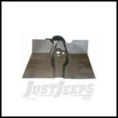 Omix-ADA Floor Board Full Front Factory Replacement For 1955-75 Jeep CJ5 and CJ6 12007.04