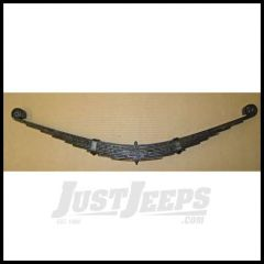 Omix-ADA Leaf Spring Assembly For 1952-75 Jeep CJ Series Front 10 Leaf Each 18201.04