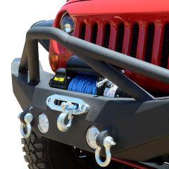 DV8 Offroad FS-10  For 2007-18 Jeep Wrangler JK 2 Door & Unlimited 4 Door Models FBSHTB-10