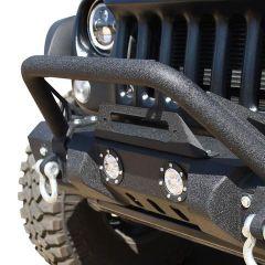 DV8 Offroad FS-11  For 2007-18 Jeep Wrangler JK 2 Door & Unlimited 4 Door Models FBSHTB-11 FBSHTB-11