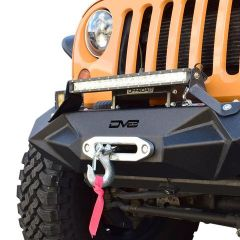 DV8 Offroad FS-24  For 2007-18 Jeep Wrangler JK 2 Door & Unlimited 4 Door Models FBSHTB-24 FBSHTB-24