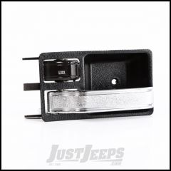 Omix-ADA Driver Side Door Handle Assembly For 1984-96 Jeep Cherokee XJ & 1986-92 Comanche MJ S-55235733