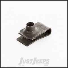 Omix-ADA Fender U-Nut For 1984-01 Jeep Cherokee XJ, 1984-92 Jeep Comanche MJ & 2002-07 Jeep Liberty KJ S-6100041