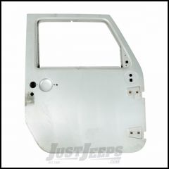 Omix-ADA Passenger Side Front Full Door For 2007-10 Jeep Wrangler JK 2 Door & Unlimited 4 Door Models S-68002358AC