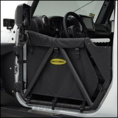 SmittyBilt SRC GEN2 Front Tubular Doors For 2007-18 Jeep Wrangler JK 2 Door & Unlimited 4 Door Models 76794