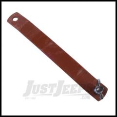 Omix-ADA Battery Hold Down Strap To Fender For 1941-45 Jeep MB GPW 12021.93