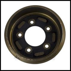 Omix-ADA Brake Drum For 1941-47 Willys MB And Jeep CJ2A 16701.01