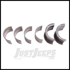 Omix-ADA Bearing Set Main For 1941-71 M & CJ Series With 4 CYL 134, .010 Oversized 17465.02