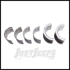 Omix-ADA Bearing Set Main For 1941-71 M & CJ Series With 4 CYL 134, .020 Oversized 17465.03