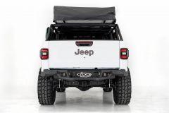 Addictive Desert Designs ADD-Lander Overland Rack For 2020+ Jeep Gladiator JT C978832000103