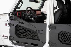 ADD Offroad Stealth Fighter Half Door for 18+ Jeep Wrangler JL & 20+ Gladiator JT D961652NA01-