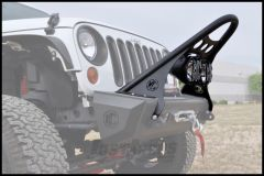 Addictive Desert Designs Stealth Fighter Stinger With KC HiLiTeS Logo For 2007-18 Jeep Wrangler JK 2 Door & Unlimited 4 Door Models F9512910001NA