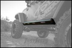 Addictive Desert Designs Stealth Fighter Side Steps For 2007-18 Jeep Wrangler JK 2 Door Models S9515315501NA